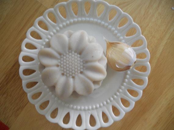 Garlic Soap 2