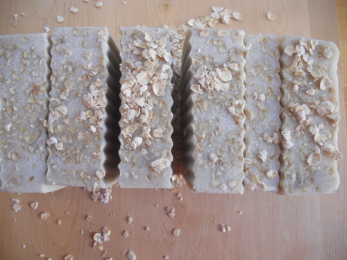 Freshly Milled Oatmeal Soap